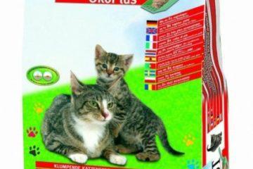 Cat's Best Öko Plus Katzenstreu – eine echte Innovation für Katzentoiletten
