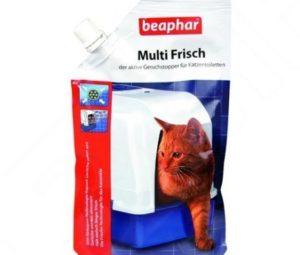 Beaphar – Multi-Frisch für Katzentoiletten (Bild: Amazon.de)