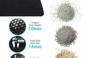 Focuspet Streumatte - Geeignet für alle Streusorten