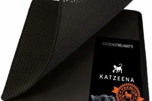 KATZEENA® - Wundermatte - exklusive Katzenstreu Matte